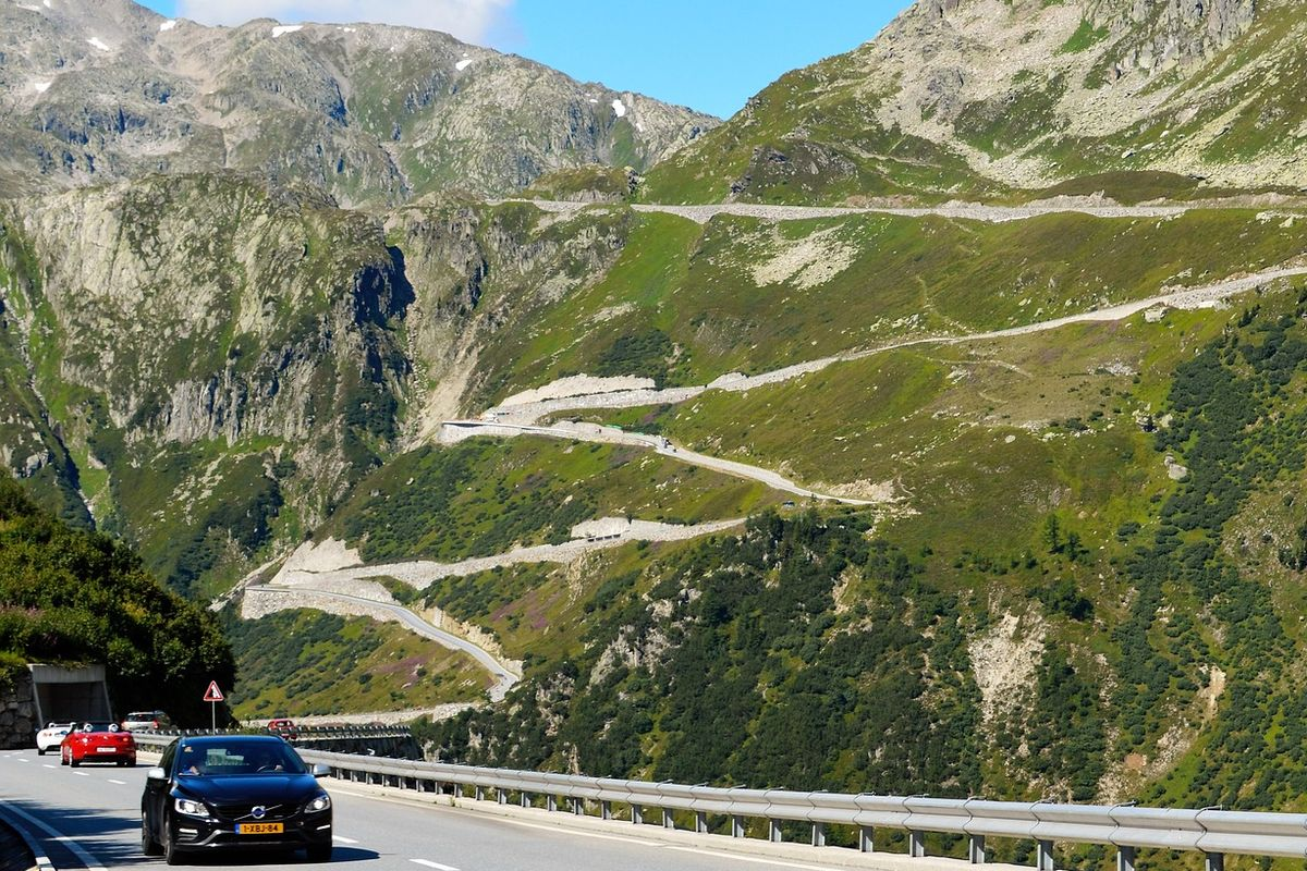 Autofahren in der Schweiz