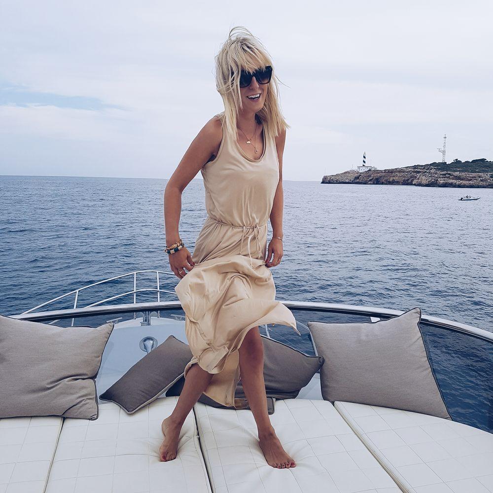 Tanja, Blogger Bazaar, Amalfi