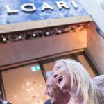 Das Bulgari-Opening in Frankfurt