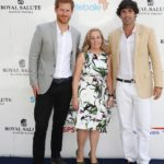 Prinz Harry, Cathy Ferrier, Nacho Figueras
