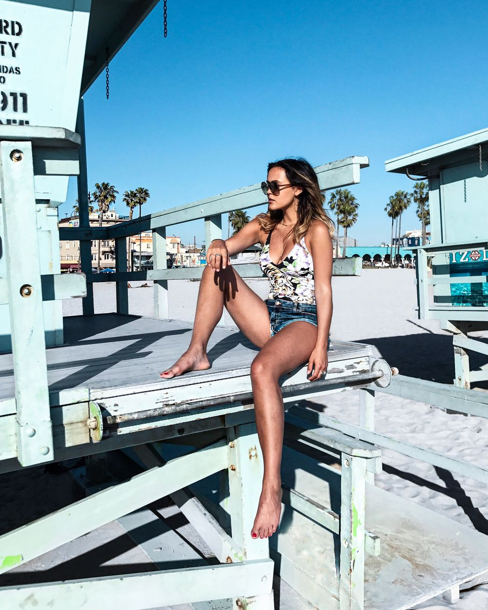 Laura, Designdschungel, Malibu