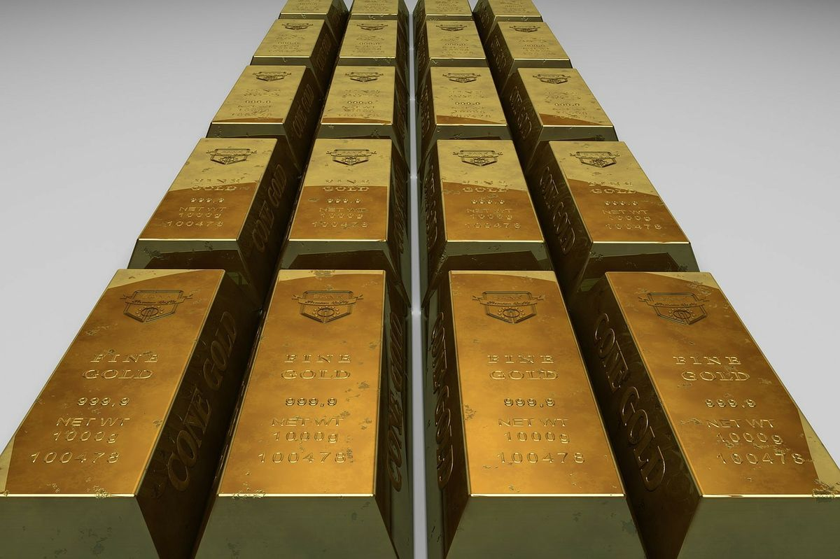Bank Of England: 5.000 Tonnen Gold