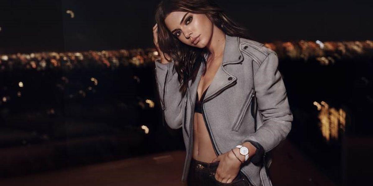 Bei Kendall Jenner tickt die Uhr