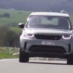 #Test Video: Land Rover Discovery (2017)