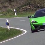 #Test Video: McLaren 570S