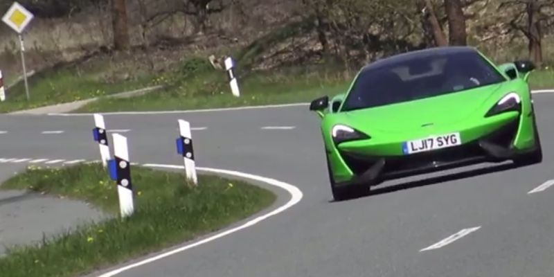 Video: McLaren 570S im #Test