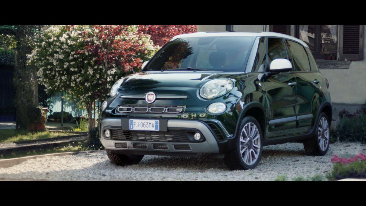 Störche würden Fiat fahren