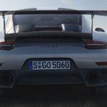 Stark und schnell: Porsche 911 GT2 RS