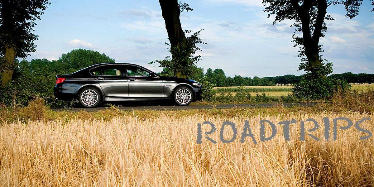 Fünf abenteuerliche Roadtrips