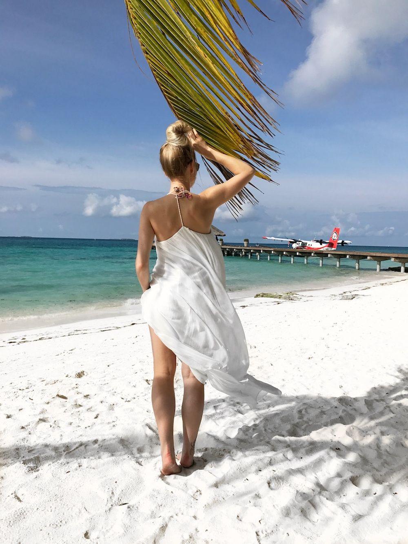 Julia, Stylingliebe, Malediven