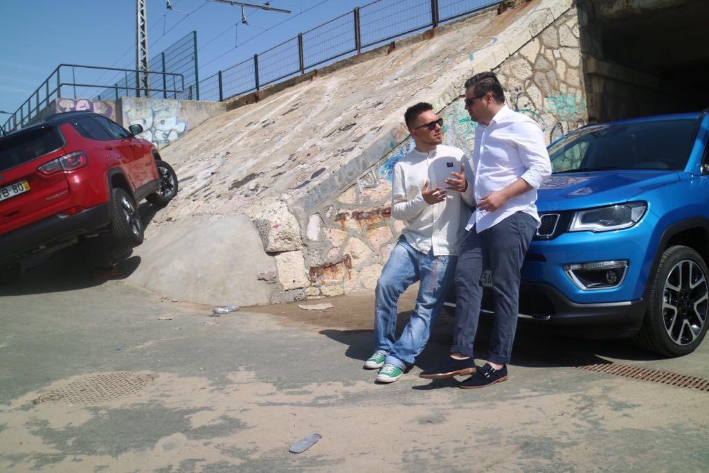 DJ Tomekk, Tiago Dos Santos, Jeep Compass
