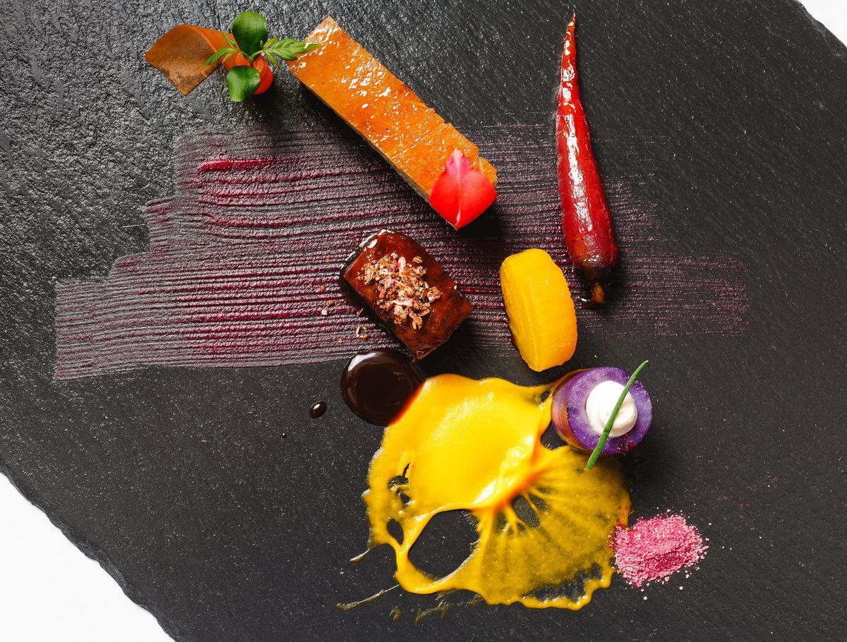 Signature Dish für die Top Ten