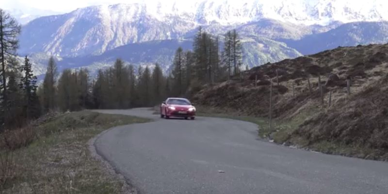 #Test Video: Toyota GT86