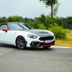 Der Abarth Day 2017 am Hockenheimring