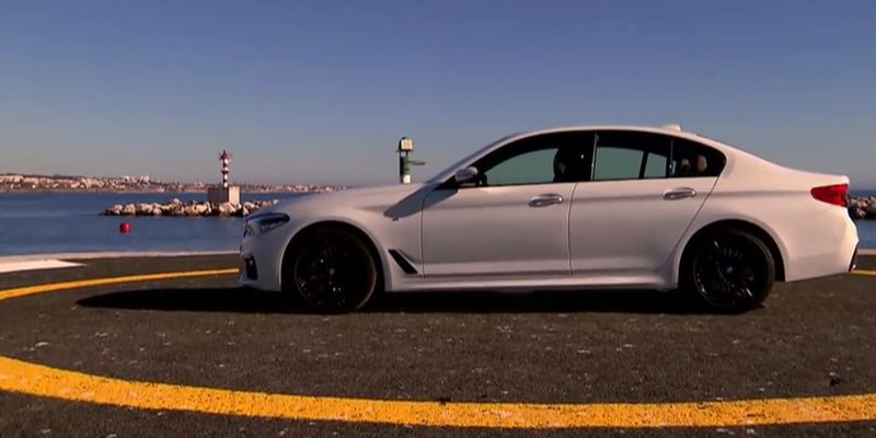#Test Video: BMW 540i