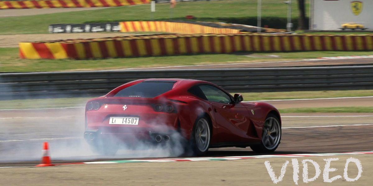 #Test Video: Ferrari 812 Superfast