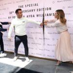 Werner Böck, Robbie Williams, Ayda Williams