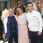Werner Böck, Ayda Williams, Robbie Williams