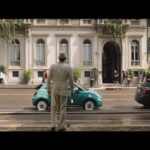 Adrien Brody macht auf Sechziger