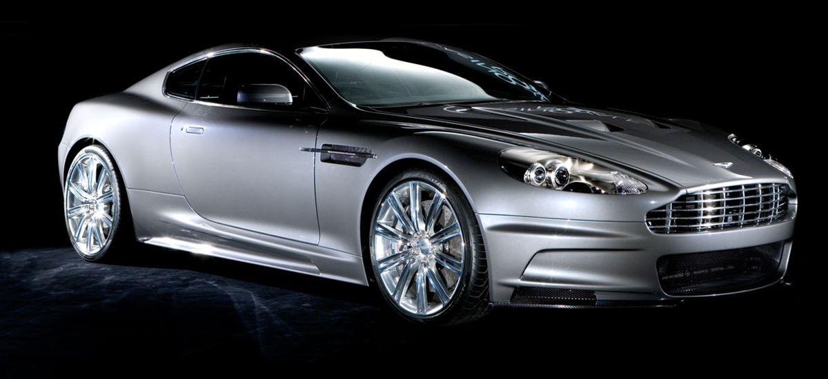 Aston Martin DBS, James Bond, Casino Royale