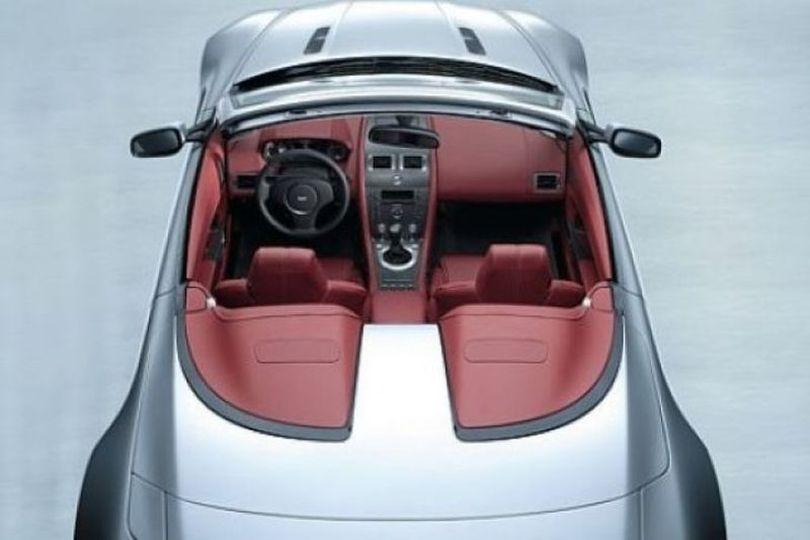 Das große Kribbeln: Aston Martin V8 Vantage Roadster (2007)