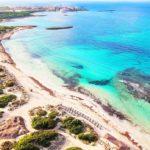 Mit der Drohne über Mallorca