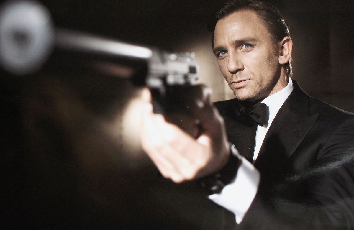 Daniel Craig, James Bond, 007, Casino Royale