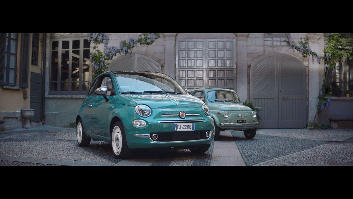 Fiat 500 Anniversario, Nuova Cinquecento