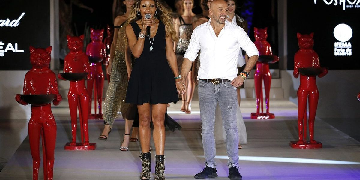 Fashion Weekend im Ushuaïa