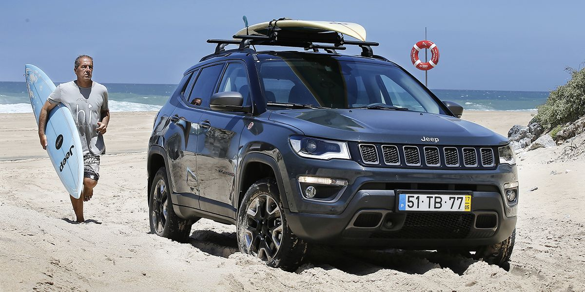 Jeep surft