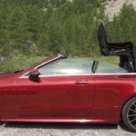 #Test Video: Mercedes-Benz E-Klasse Cabriolet (2017)