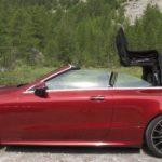 #Test Video: Mercedes-Benz E-Klasse Cabriolet (2017)