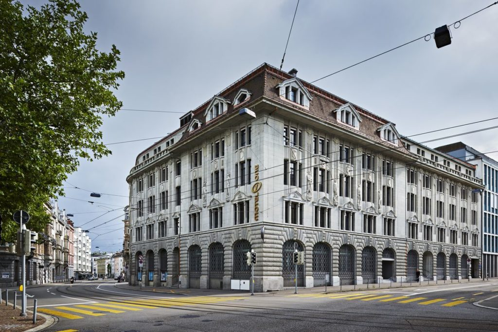 Hotel Motel One, Zürich