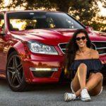 Natalie Asbun rollt durch Florida