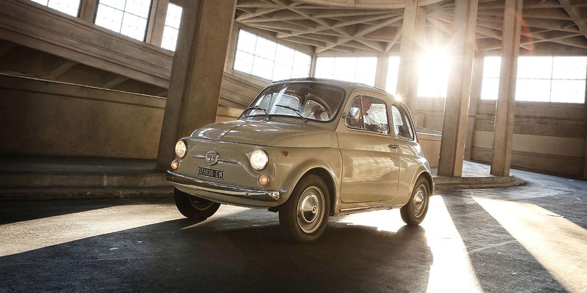 Fiat Nuova Cinquecento, Museum of Modern Art