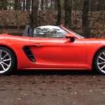 #Test Video: Porsche 718 Boxster