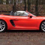 #Test Video: Porsche 718 Boxster