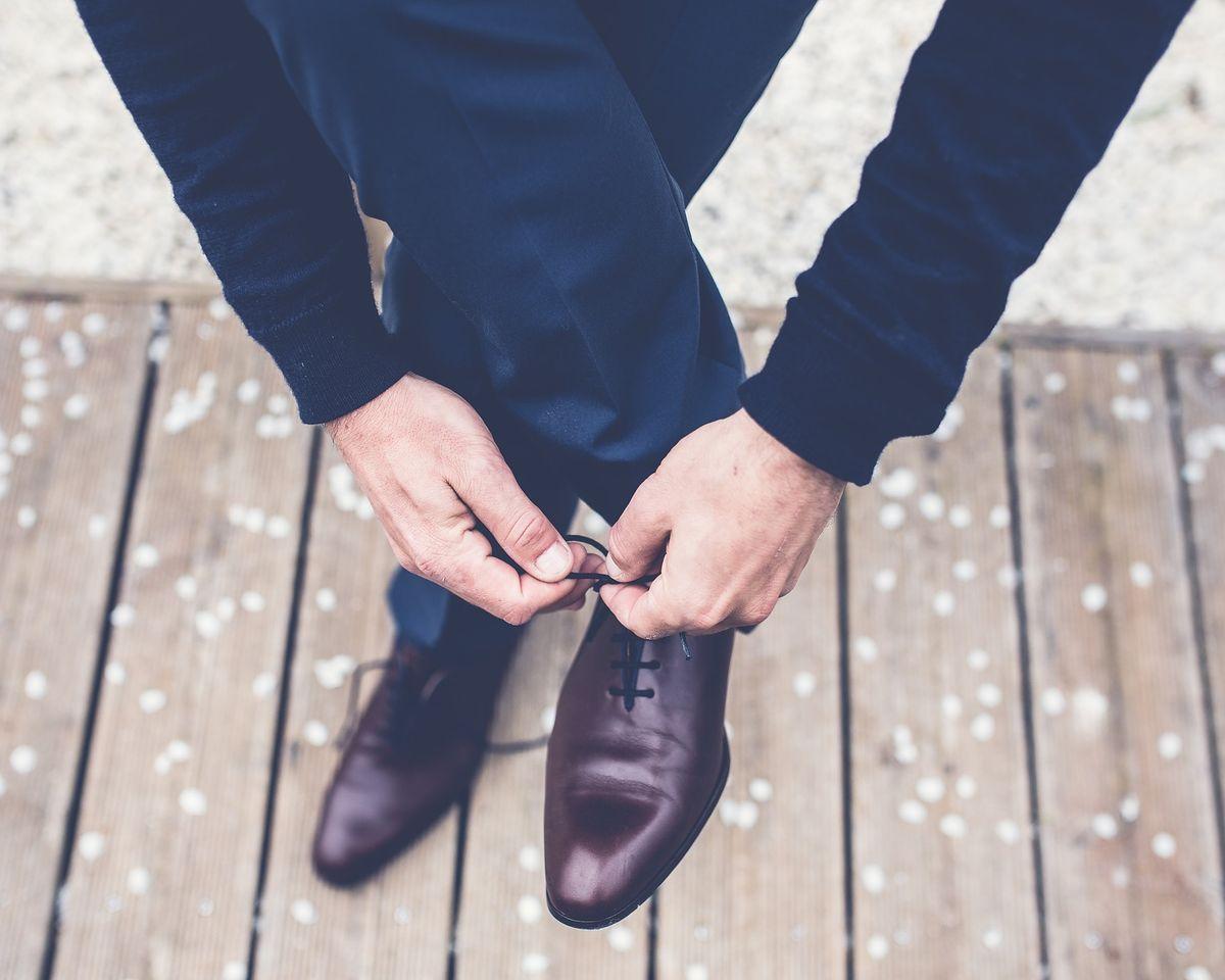 Sechs Schuhprobleme, die jeder kennt