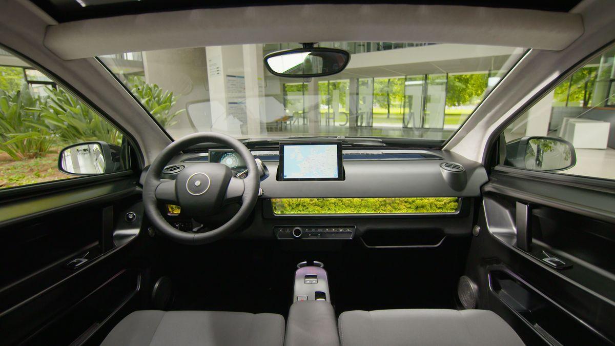 Electric Car Details