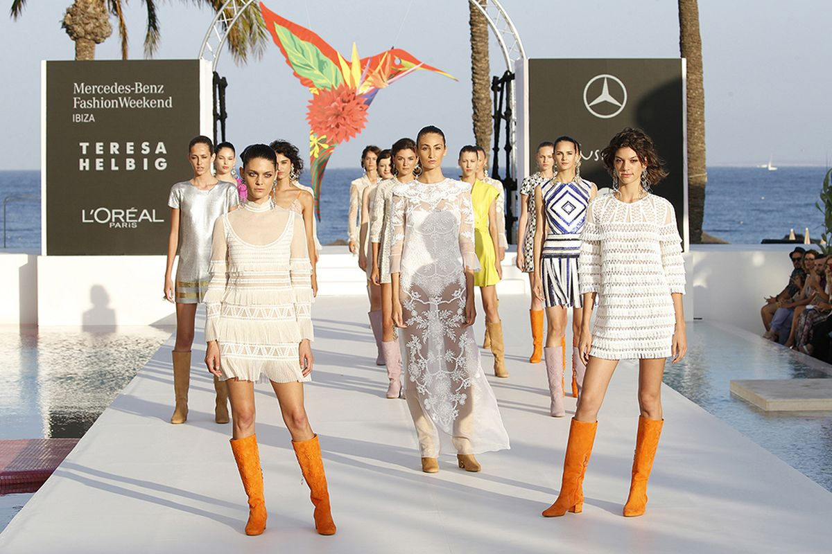 Fashion Weekend, Ushuaïa Ibiza Beach Hotel