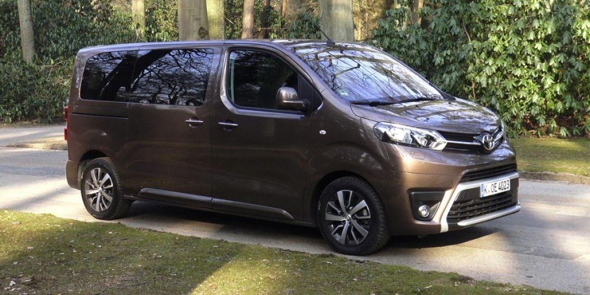 #Test Video: Toyota Proace Verso