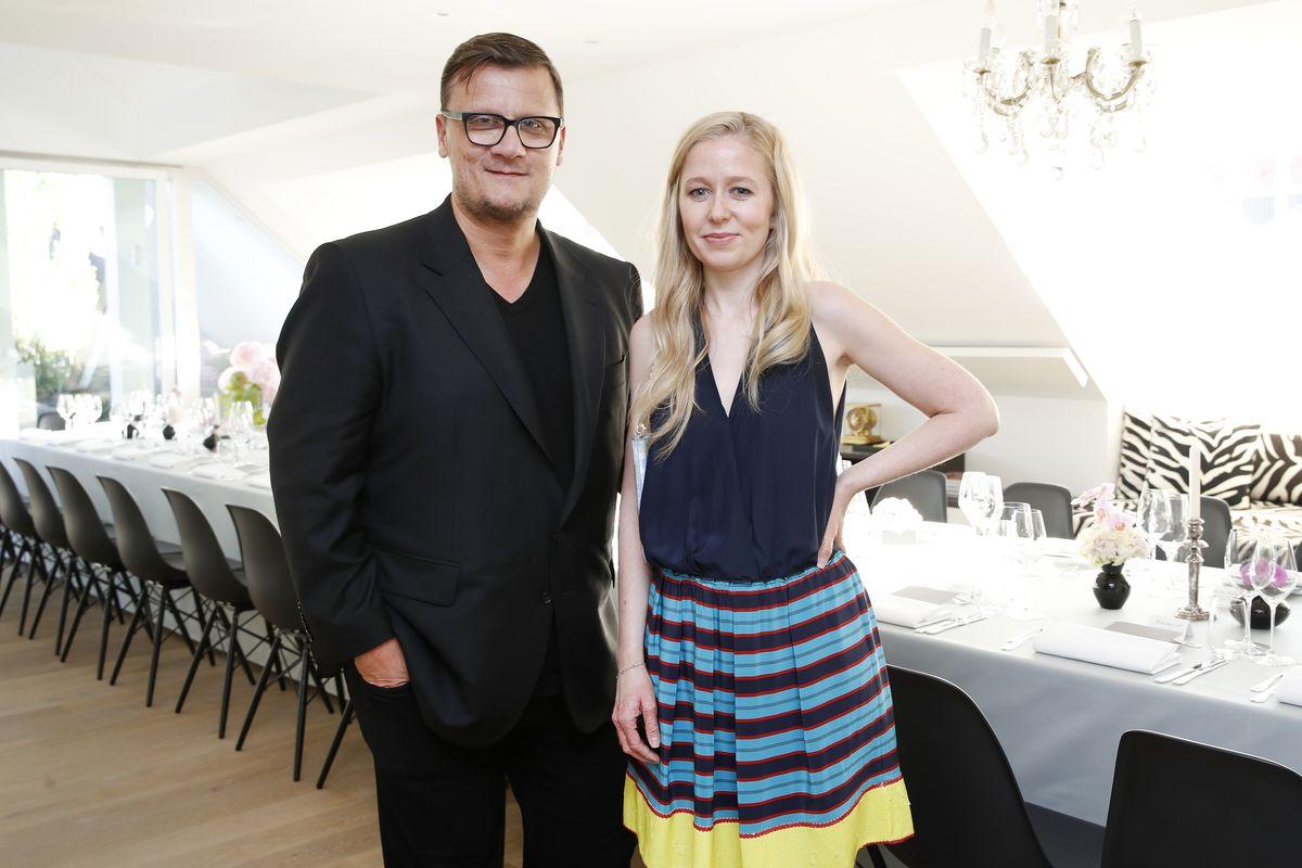 Torsten Koch, Stephanie Watine Arnault