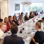 Champagner-Dinner in München