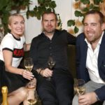 Annette Jensen, Ulrik Lackschewitz, Jörg Bernicken