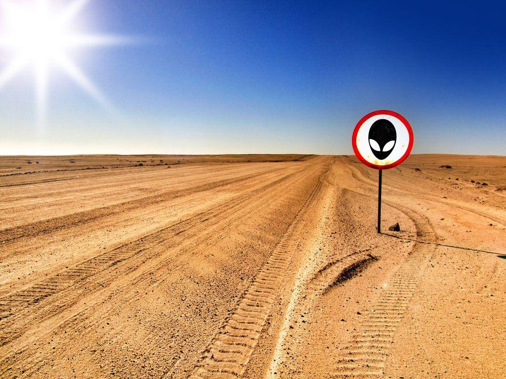 Finde die Aliens