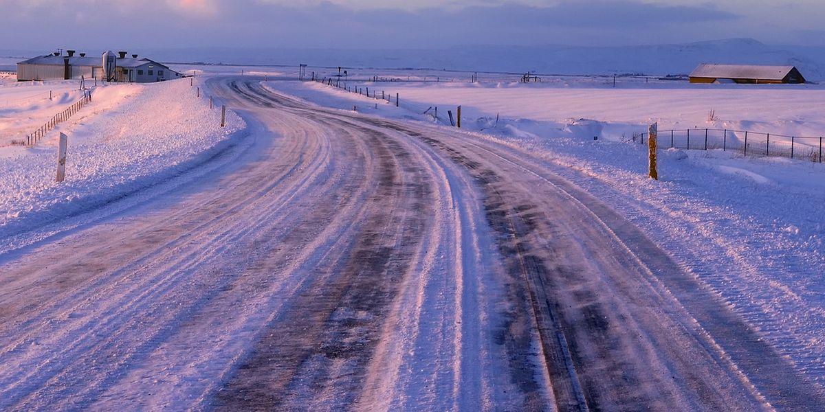 Winter-Fahrertraining