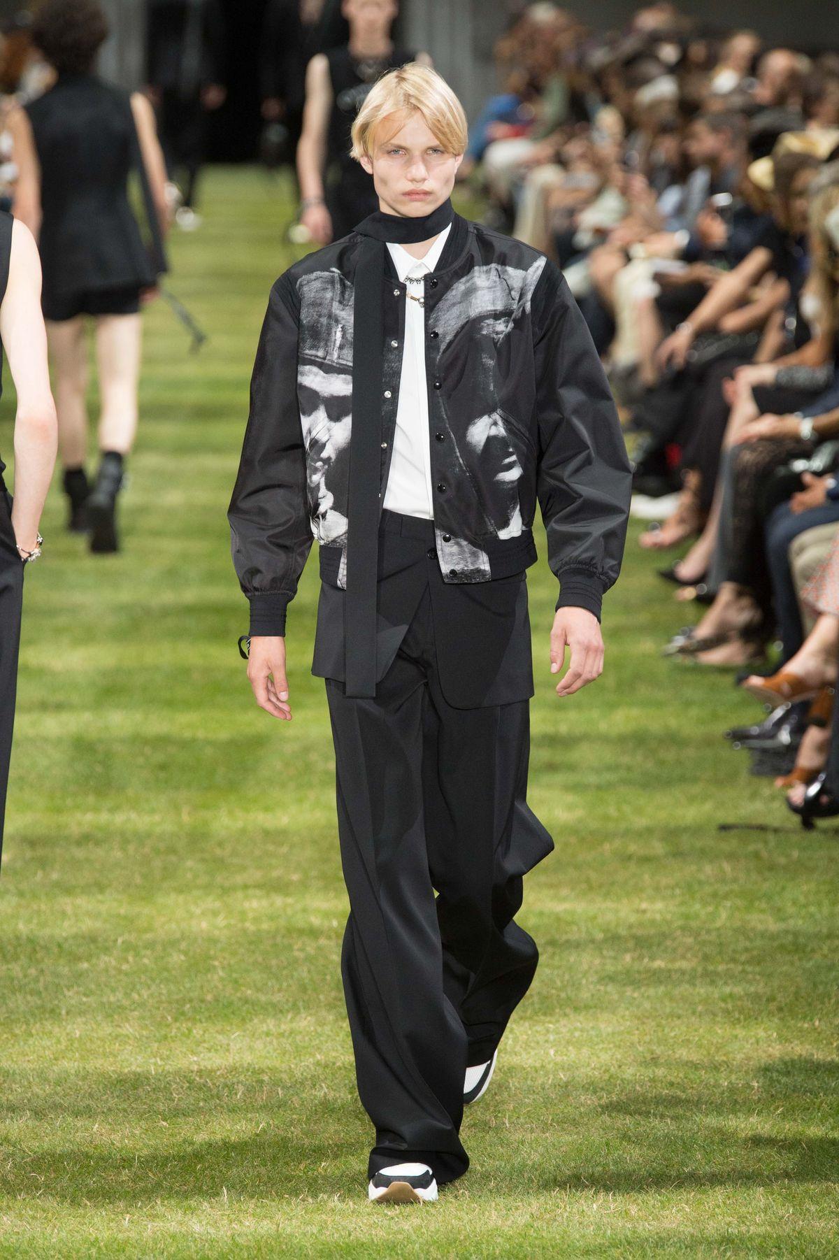Dior Homme Menswear, Frühjahr Sommer 2018