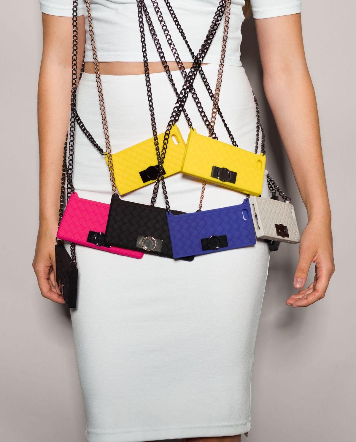 Die Handtaschen der Ladies