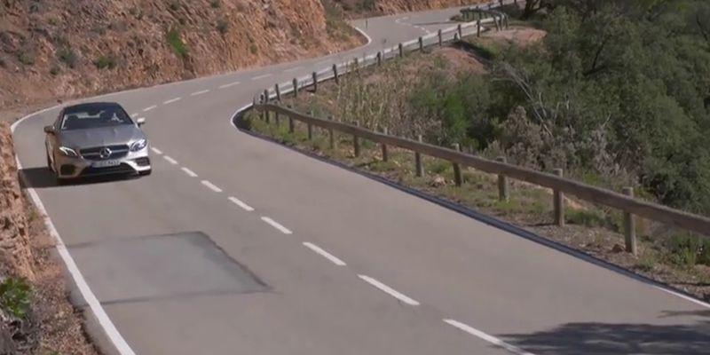 #Test Video: Mercedes-Benz E-Klasse Coupé