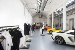 Collezione Automobili Lamborghini, Frühjahr Sommer 2018